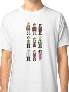 Little Damn Heroes Classic T-Shirt