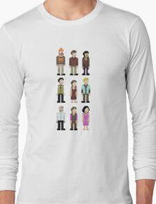 Little Damn Heroes Long Sleeve T-Shirt