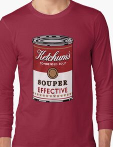 Souper Effective Long Sleeve T-Shirt
