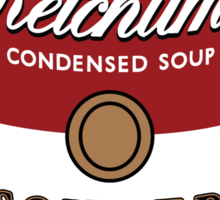 Souper Effective Sticker