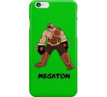 Megaton iPhone Case/Skin