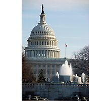The U. S. Capitol > Photographic Print