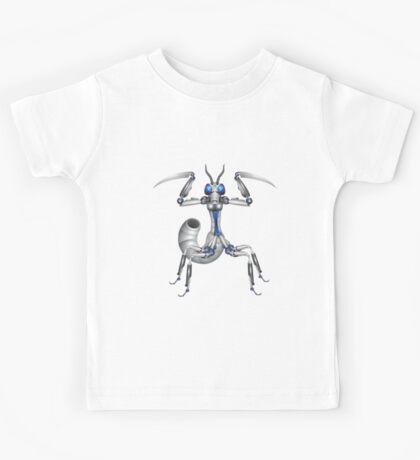 Robot-mantis Kids Tee