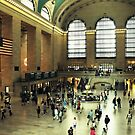 Grand Central Station by Caroline Fournier