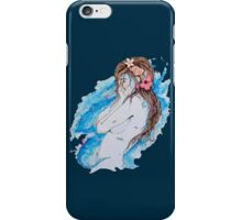 Falling Away With You iPhone Case/Skin