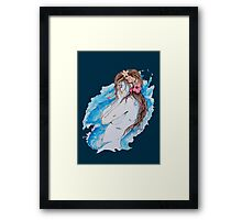 Falling Away With You Framed Print