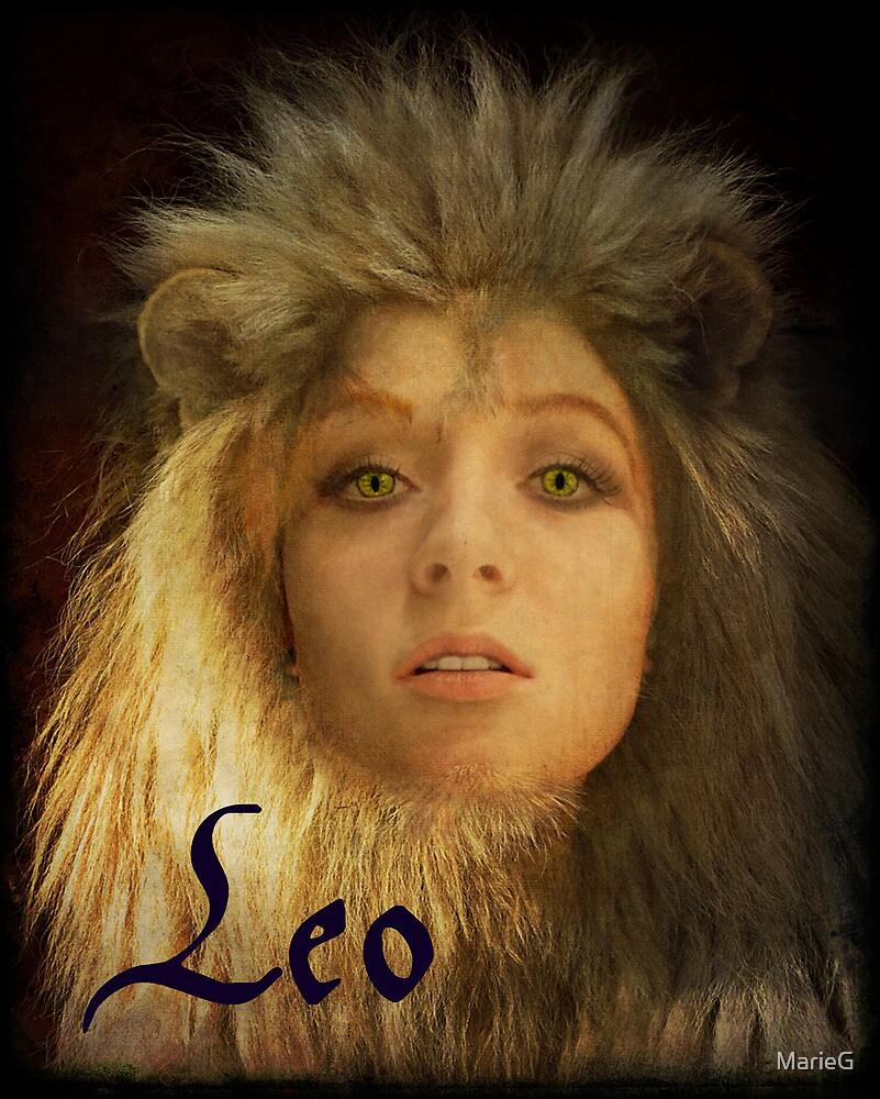 Leo by MarieG