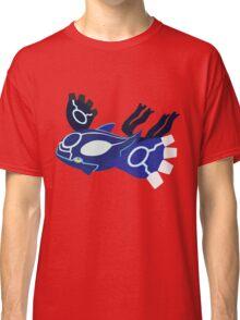 Minimalistic Primal Kyogre Classic T-Shirt