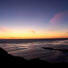 Nocturnal Coastline by Megan Martin