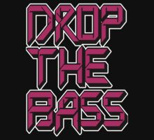 Drop The Bass (pink) by DropBass