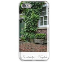The streets of Ironbridge iPhone Case/Skin