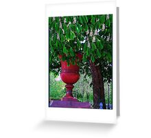 Ode on a Grecian Urn Greeting Card