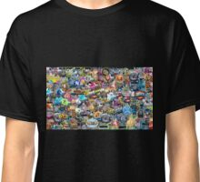 CSGO Sticker Collage Classic T-Shirt