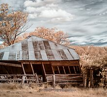 The Old Laherty House by Tony White