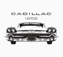 1958 Cadillac Kids Clothes