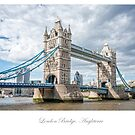 London Bridge by Jacinthe Brault
