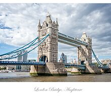 London Bridge by Jacinthe Brault