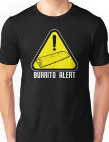 BURRITO ALERT! Unisex T-Shirt