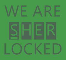 We Are Sherlocked by 918thefan
