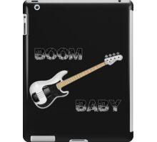 Boom Bass iPad Case/Skin