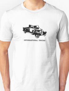 International Half Ton Truck 1936 T-Shirt