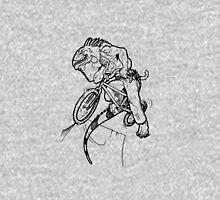 BMX Iguana Unisex T-Shirt