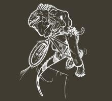 BMX Iguana Inverted by Joe  Rough