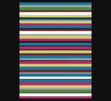 Stripes Kids Tee