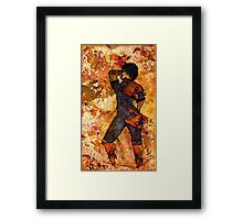 Freedom Fighter Framed Print