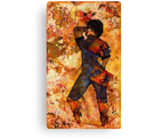 Freedom Fighter Canvas Print