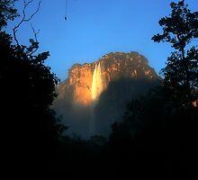 Kerepakupai Vená (Angel falls) by dalsan