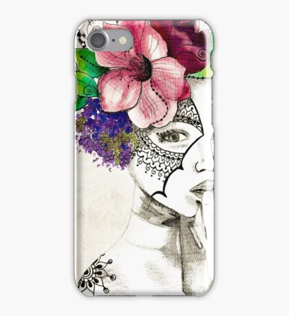 Curiouser & Curiouser  iPhone Case/Skin