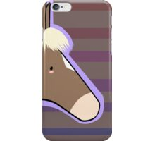 Brown Horse iPhone Case/Skin