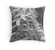 The Night Creeper Throw Pillow