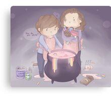 Love Potions Canvas Print