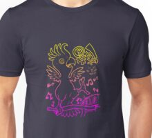 Dancing Cockatoo Fun Unisex T-Shirt