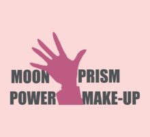Moon Prism Power Make-up! by ashleighdearest