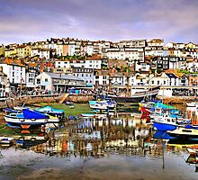 Beautiful Brixham - Devon, UK by bevanimage