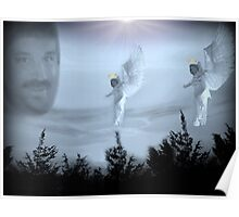 ❤ ❤ ℒᵒᶹᵉ ✿ܓ ANGELS WATCHING OVER ME ❤ ❤ ℒᵒᶹᵉ ✿ Poster