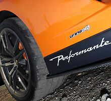 Lamborghini Gallardo LP570-4 Spyder Performante - Wheel by Pavle