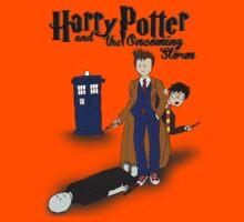 Harry Potter and the Oncoming Storm Kids Clothes