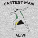 Fastest Man Alive by tappers24