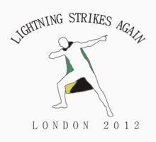 Lightning Strikes Again! One Piece - Long Sleeve