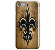 The New Orleans Saint's Famous Logo iPhone Case/Skin