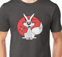The Fox and The Frog Unisex T-Shirt