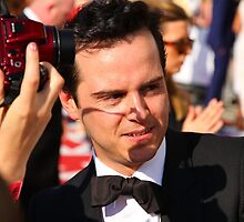 Andrew Scott (Camera) by Paul Bird