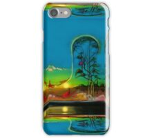 Paradise in a Dream iPHONE Case iPhone Case/Skin