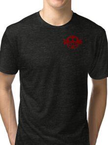 Robotnik Logo Small Tri-blend T-Shirt