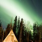 Northern Lights 2 by Jason Jeffery