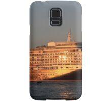 the solent Samsung Galaxy Case/Skin